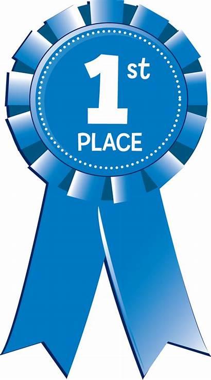 Ribbon 1st Place Clip Judging Teams Membe