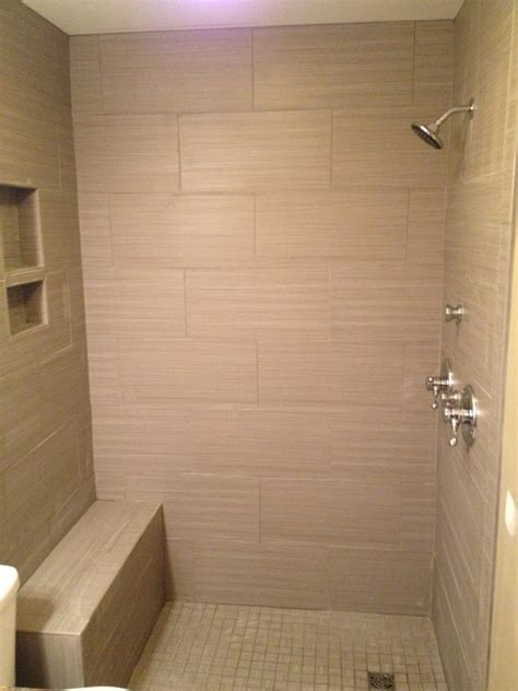 tile shower installation process  schluter kerdi board