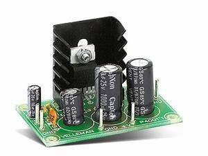K4001  7 W Mono Audio Amplifier  U2013 Velleman  U2013 Wholesaler