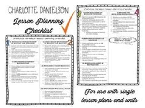t tess lesson plan template printable descriptors of domains t tess danielson evaluation