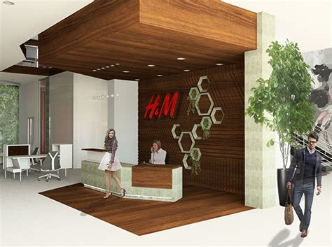 M Office by H M Corporate Office Design On Scad Portfolios