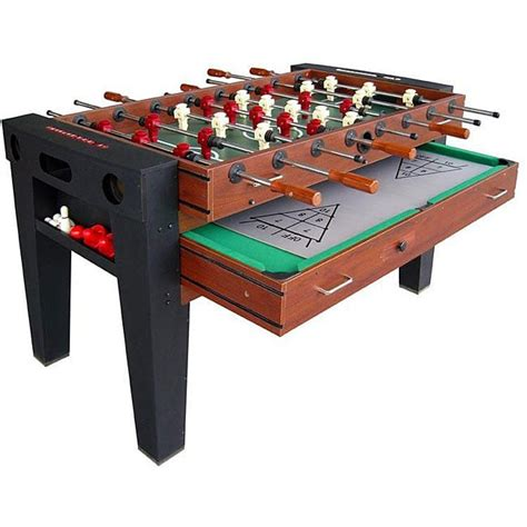 sportcraft 14 in 1 game table sportcraft nine in one game table free shipping today