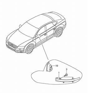 Audi A7 Turn Signal  Turn Signal Light  Signal Light