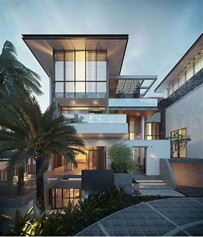 Modern Luxury Architecture Cambodia Homes Decorathing Interior