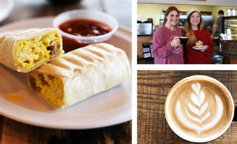 I always make time to get a burrito and a latte in the mornings before class. Local Eats: Aspen Coffee - Outlook - Edmond and North OKC Oklahoma Magazine