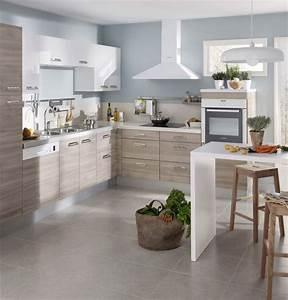 excellent cuisine ecorce cendre with cuisine aubergine lapeyre With modele de maison en l 13 cuisine lapeyre prix quelle cuisine lapeyre acheter