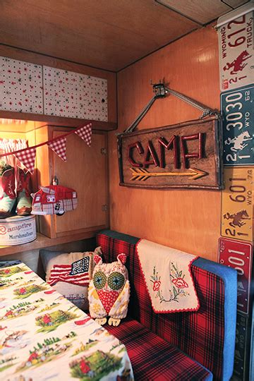 Decorating Ideas Rv by 10 Rv Decorating Ideas You Need To See Rvshare