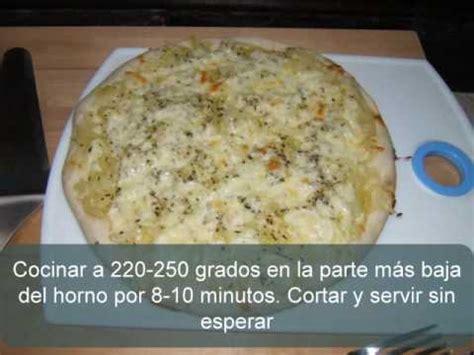 fugazza pizza de cebolla  muzzarella youtube