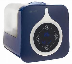 Homedics Ultrasonic Cool Mist Humidifier W  Cartridges
