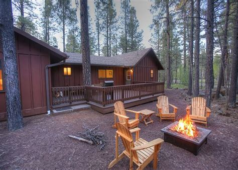 cabin rentals in flagstaff pinetop az united states whispering pines cabin