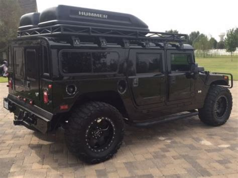 how petrol cars work 2006 hummer h1 parking system details about 2006 hummer h1 wagon hummers hummer h1 hummer vehicles