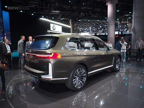 Bmw's Largest Suv To Date