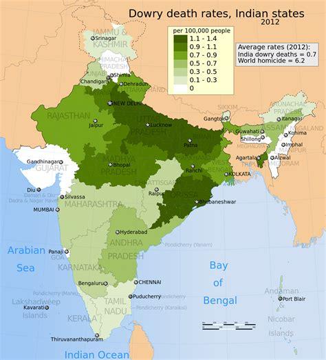 office bureau 8 file 2012 india dowry rate per 100000