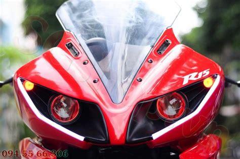 R15 Light Modification by Modified R15 Headl Conversion Cartoq