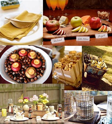 433 Best Images About Fall Entertaining On Pinterest