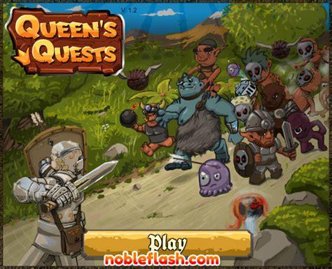 quest queens game screenshots