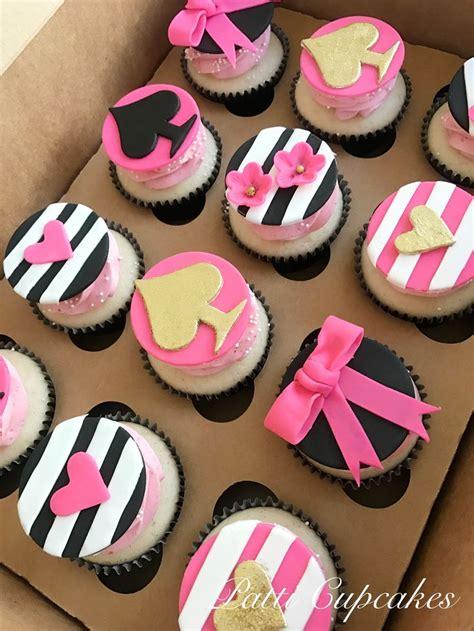 patti cupcakes small treats images  pinterest