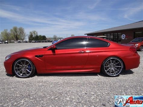 Bmw For Sale by 2014 Bmw M6 Rebuilt Salvage For Sale