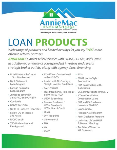 anniemac home mortgage partner with anniemac home mortgage