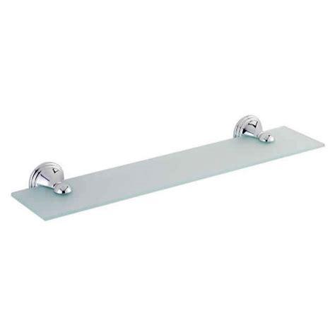 Benefits Of Adding Glass Bathroom Shelves Bathroom Decoration Plan