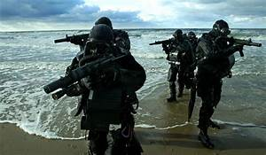 Navy Seal Weapons Sea Battle Navy Seal Machines Shore Swimmers Phone