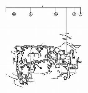 Toyota Avalon Engine Wiring Harness  Wire  Engine  Electrical  Limd  Clamp