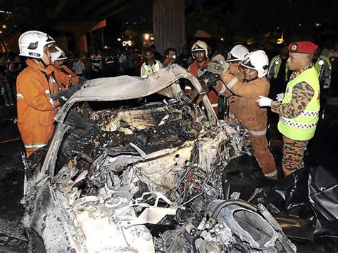 3 Filipinas Killed In Malaysia Car Crash