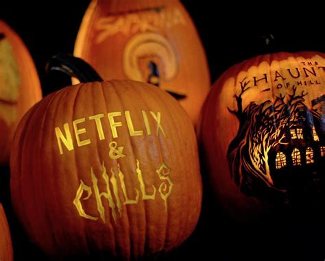 netflix horror movies scary halloween shows tv october pumpkins witch spooky human