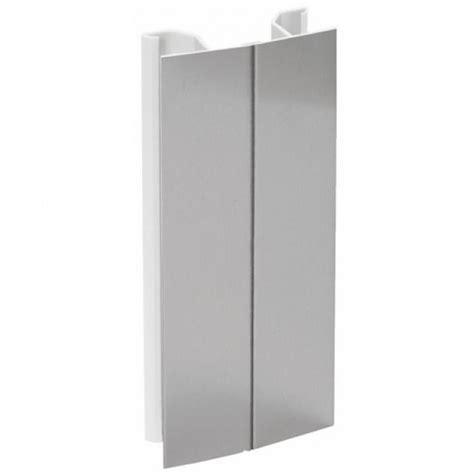 angle plinthe pvc aluminium emuca bricozor