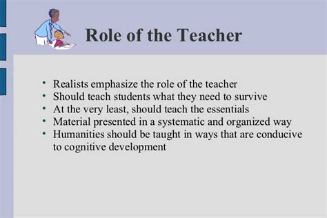 Realism And Its Role In Education
