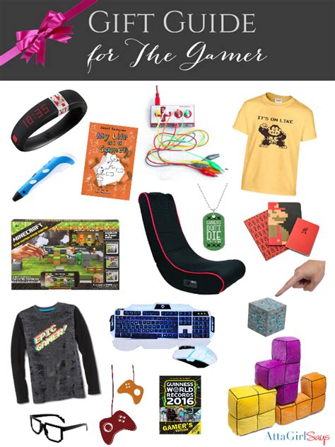 gift for gamer ultimate list of cool gifts for gamers atta says