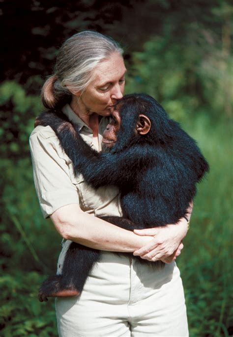 Jane Goodall On Empathy And How To Reach Our Highest Human
