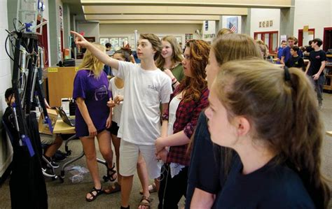 mill middle students display talents performances annual