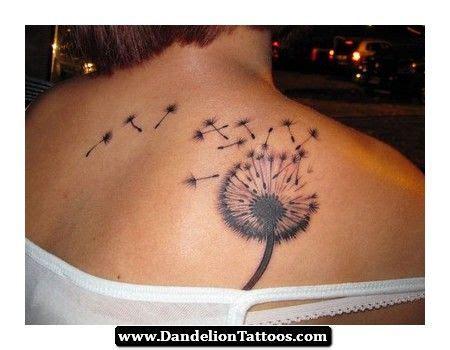 pin  jordan rae  tattoo ideas tattoos dandelion