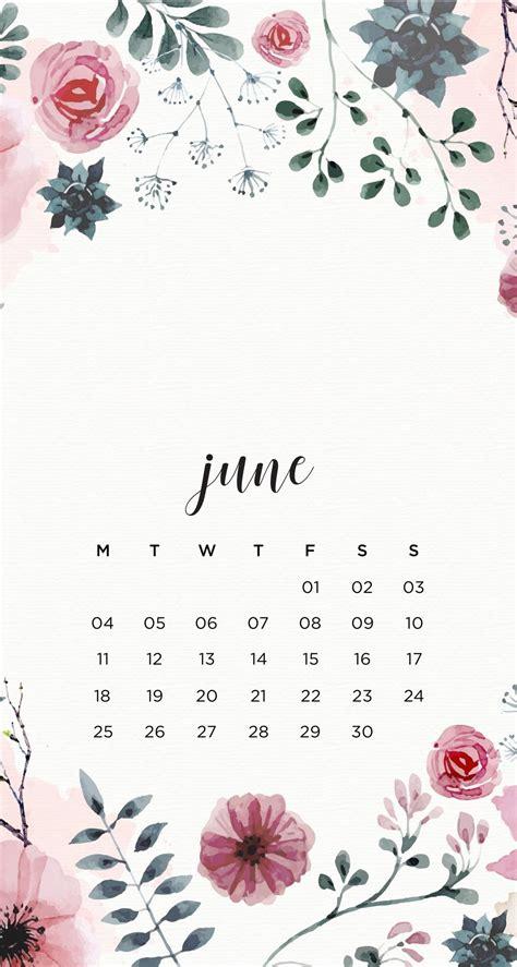 emmas studyblr june floral phone wallpapers