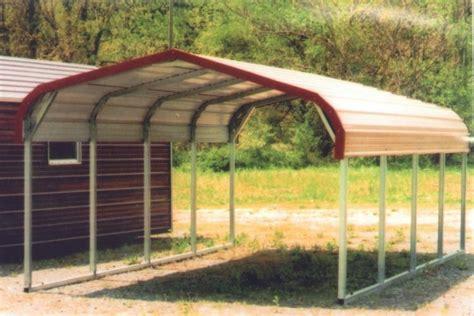 Varieties Of Metal Carport Kits Aconstructionblogcom