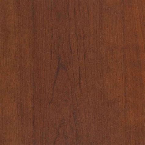 gloss finish laminate wilsonart 3 in x 5 in laminate sheet in williamsburg cherry with premium textured gloss finish