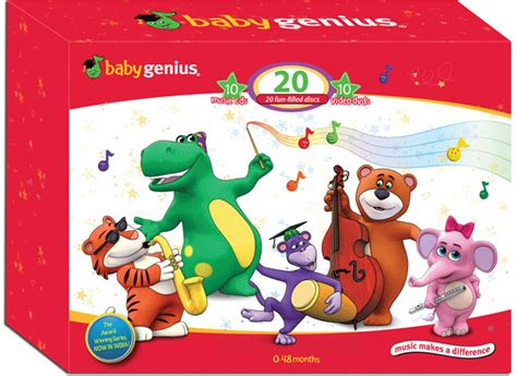 Baby Genius Favourite Nursery Rhymes by Baby Genius Pack Price In India Buy Baby Genius Pack