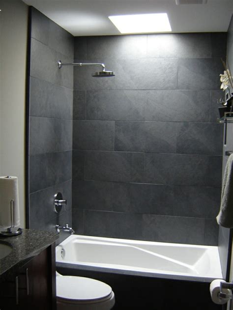 bathroom ideas in grey wall tiles in the bathroom it to a welcoming place