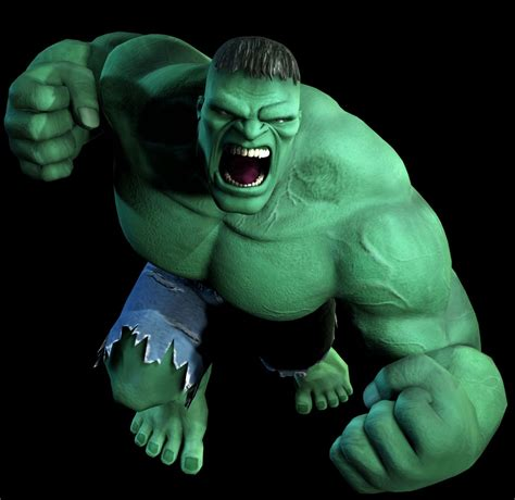 The Incredible Hulk Ultimate Destruction Wallpapers
