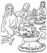 Coloring Parable Banquet Jesus Bible Parables Sheets Pages Wedding Activities Feast Esther Matthew 22 Biblekids Eu Google Queen Crafts Ten sketch template