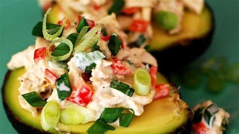 avocado  tuna tapas recipe allrecipescom