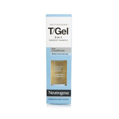 neutrogena tgel    shampoo conditioner chemist direct