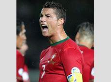 Cristiano Ronaldo Get Profile, Career Statistics