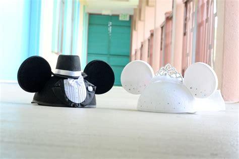 Mr + Mrs Mickey Ears Yo kiero así Gorros de mickey
