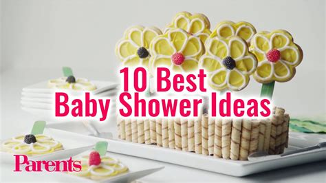 baby shower ideas parents youtube