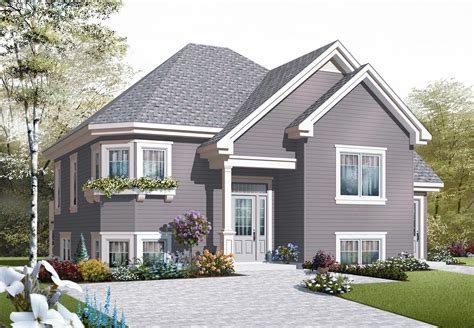 split level home floor plans traditional house plans home design dd 3322b