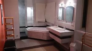 Chambre Dressing : grande chambre avec salle de bain et dressing pour 2 ~ Voncanada.com Idées de Décoration