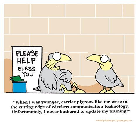 cartoons   older randy glasbergen