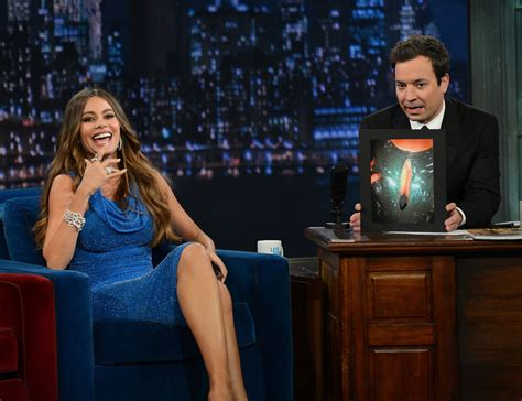 sofia vergara jimmy fallon sofia vergara late night with jimmy fallon 06 gotceleb